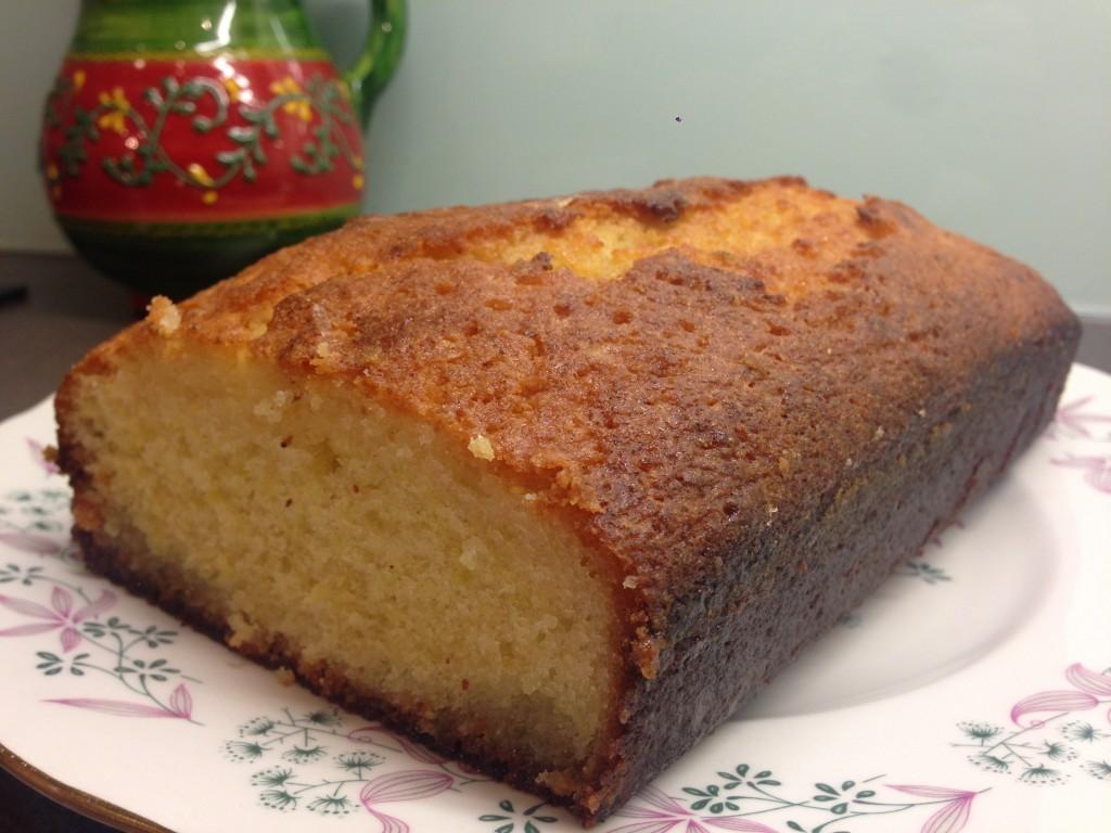 Moist Lemon Drizzle Cake Recipe